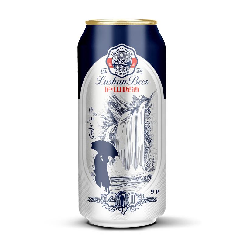 廬山之戀系列500ml易拉罐