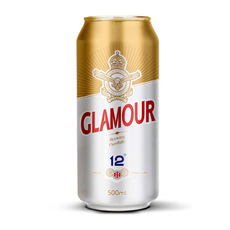 英国戈盟啤酒500ml易拉罐