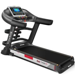 亿健8008S正品跑步机家用款超静音可折叠款多功能电动跑步机