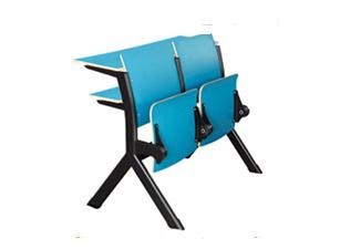 移动式人字型课桌椅