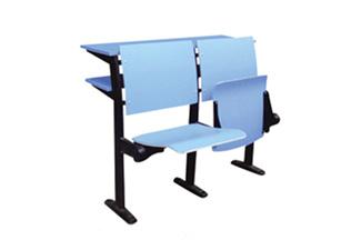 固定翻板平面阶梯椅