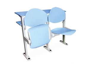 自动翻版塑料课桌椅