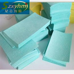 大量出售黄白木浆棉200x180mm国外进口木浆棉天然材质