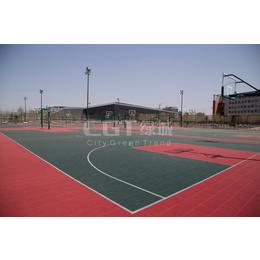 哑光悬浮拼装地板、拼装地板、CGT绿城
