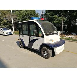 4座电动巡逻车 特种四轮电动车 利凯士得新能源巡逻车