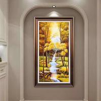家里客厅装饰画怎么选?方位不同差别巨大!