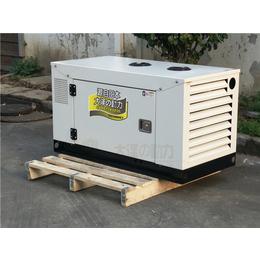 车载式水冷10千瓦柴油发电机组