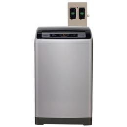格兰仕刷卡手机扫码支付自助9kg投币洗衣机 大容量全国联保