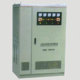 新款特卖天津三一六电气SBW大功率补偿式电力稳压器供应厂家