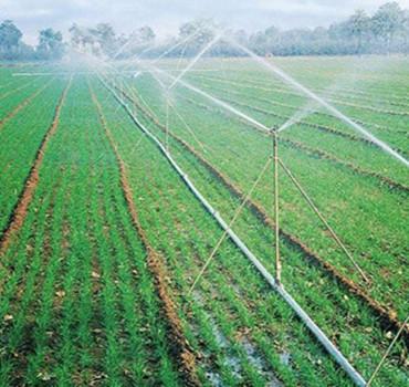 噴灌系統科學應用技術和注意事項
