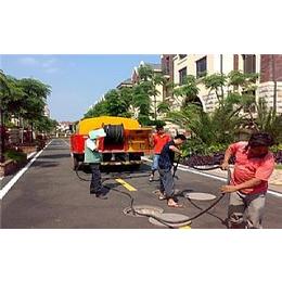 宜兴管道疏通高压清洗疏通市政企业大型管道疑难管道清理污水池