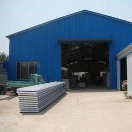 天津大港区安装彩钢房 大型钢结构制作安装