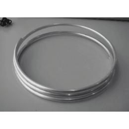 国标1050纯铝盘管 1060纯铝管 1100纯铝方管厂家