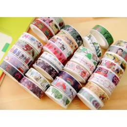 文具胶带 和纸胶带 手帐胶带 订制纸胶带厂家