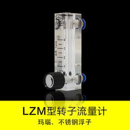 亚博平台网站液体转子流量计型号LZM-4T测量范围8-80ml
