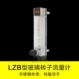 源头厂家供应LZB-6玻璃转子流量计厂家原装现货