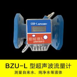 厂家直销BZU-L超声波流量计安装要求知道DN80原装现货