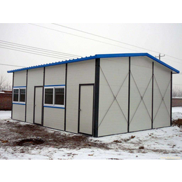 天津津南区专业搭建钢结构厂房制作彩钢房价格
