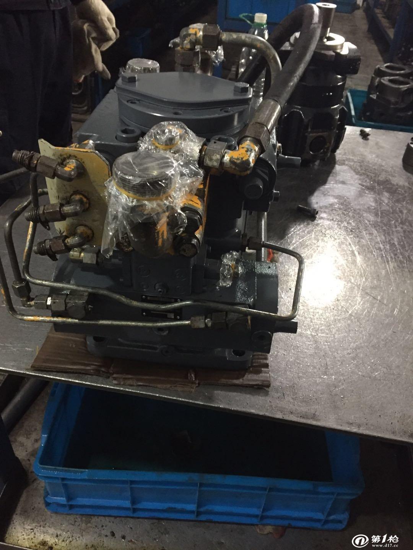 维修大象泵车主油泵a4vg180 专业液压泵维修