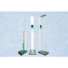 身高体重秤+电子人体秤+微信吸粉身高体重秤+体检机