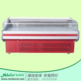 茉莉珂冷柜ML-20002米红款内机生鲜肉食柜冰柜价格缩略图
