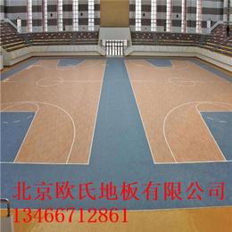 2018新款北京欧式地板实木运动地板