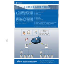 郑州三晖电气--小区集抄管理主站系统专业方案提供商