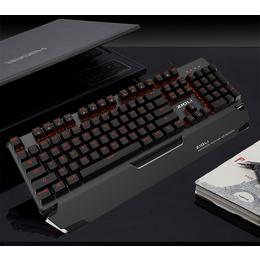 磁动力暴走500-1全键插拔机械键盘青轴 网吧高端吃鸡游戏