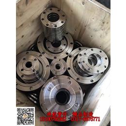 供应坤航厂家加工DN25国标碳钢板式平焊法兰