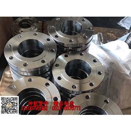 供应坤航PN25压力容器管道用DN100碳钢板式平焊法兰