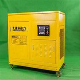 18千瓦电喷动力柴油发电机组