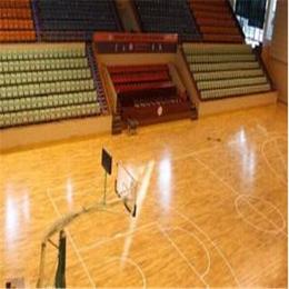 北京欧氏地板特卖新款实木运动地板