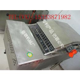 河南曼联机械厂油条机 ML-25智能油水分离全自动油条机