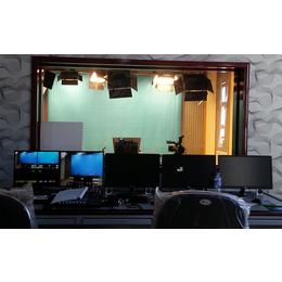 锐阳视讯虚拟演播室灯光设计方案 摄像抠像灯光设计