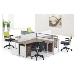 办公屏风桌A