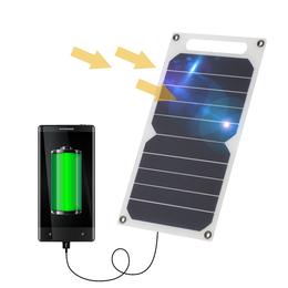 sunpower户外应急太阳能充电板 太阳能电池板
