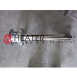 昊誉供应法兰式不锈钢电热管水箱加热管锅炉加热管