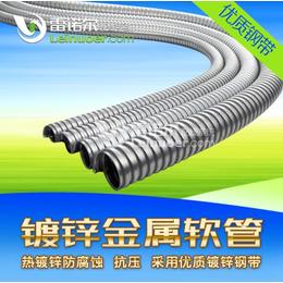 机床工程安装 镀锌金属软管 热镀锌金属软管  雷诺尔厂家直销