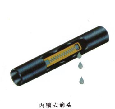 圓柱形滴罐管