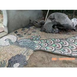 景德镇申达陶瓷厂(图),铺路鹅卵石,锦州鹅卵石