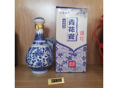 青花瓷纯粮酿造