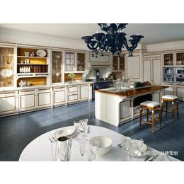 厨房 实木橱柜定制