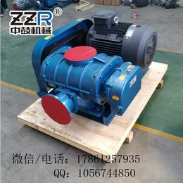 ZZR300 三叶罗茨鼓风机 气力输送 渔业机械增氧 曝气