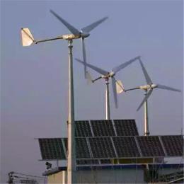 晟成2000W家用小型风力发电机风光互补一键式操作维护成本低