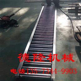 供应滚筒线输送机手推无动力滚筒生产线包装输送机