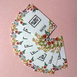 广州厂家 优质专业 闻香纸精油专用香水测试纸评香纸