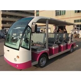 贵阳电动车厂家供应玛西尔十四座观光车看房车会所接待车