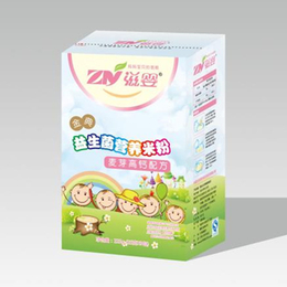 婴儿辅食 麦芽高钙有机营养米粉米糊缩略图