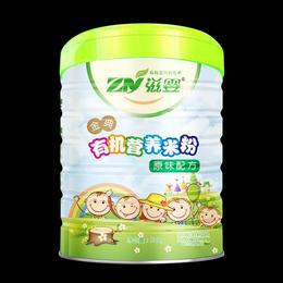 婴儿辅食金典原味有机营养米粉米糊缩略图