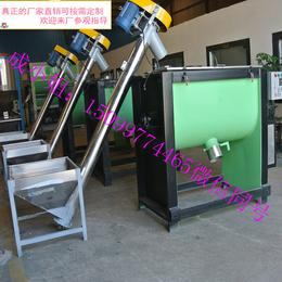 湖北武汉石灰粉上料机 168管径螺旋输送机效率高